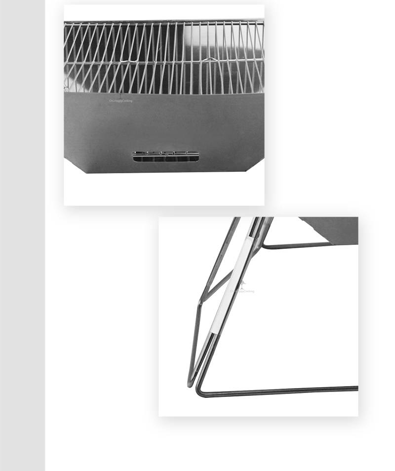 grill camping  ODM grill pan