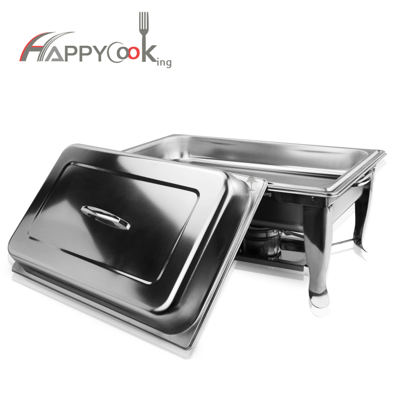 food Warmer  OEM restaurant chafing dishes export