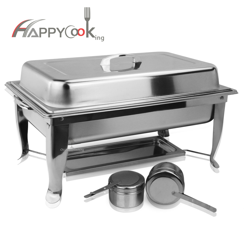 food Warmer  ODM restaurant chafing dishes factory