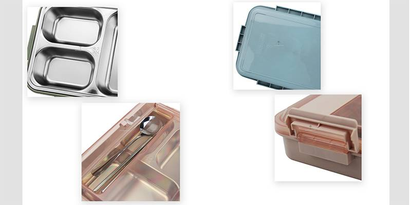 bento box ODM  Leakproof Lunch Box