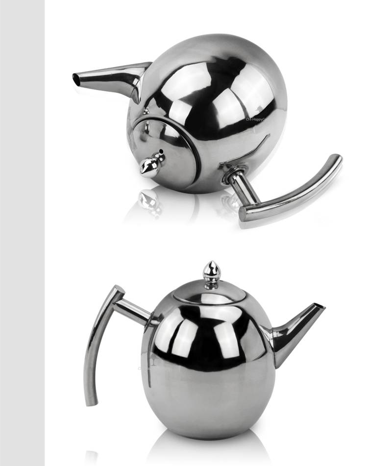 stainless whistling kettle factory Thermal Teapot manufacturer