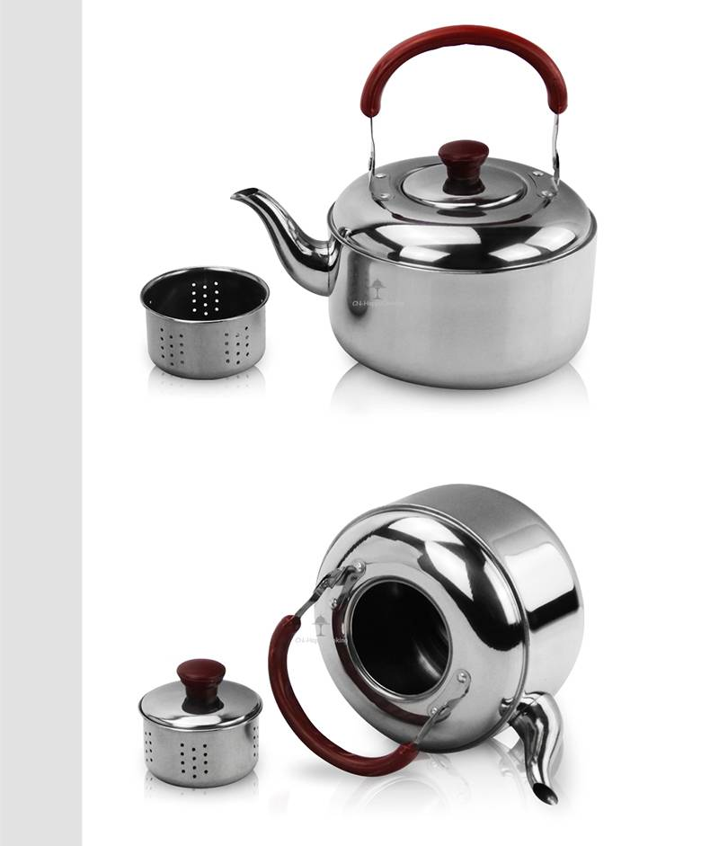 alcohol kettle export Stainless Steel Teapot price
