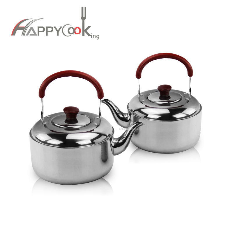 alcohol kettle OEM Stainless Steel Teapot factory