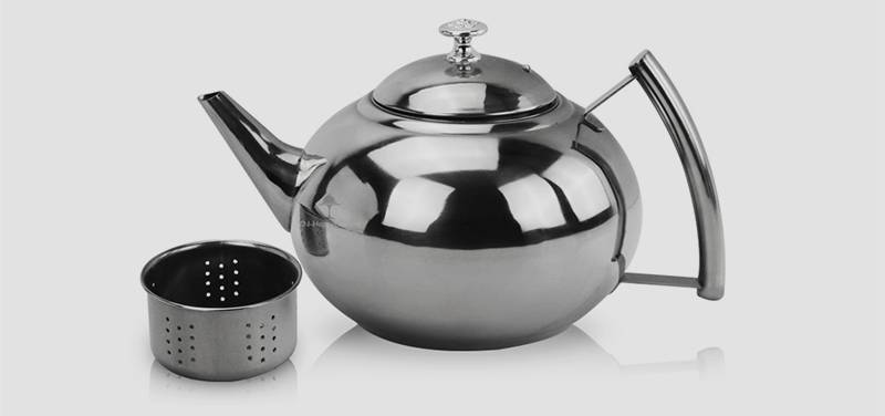 stainless steel whistling kettle ODM teapot kettle