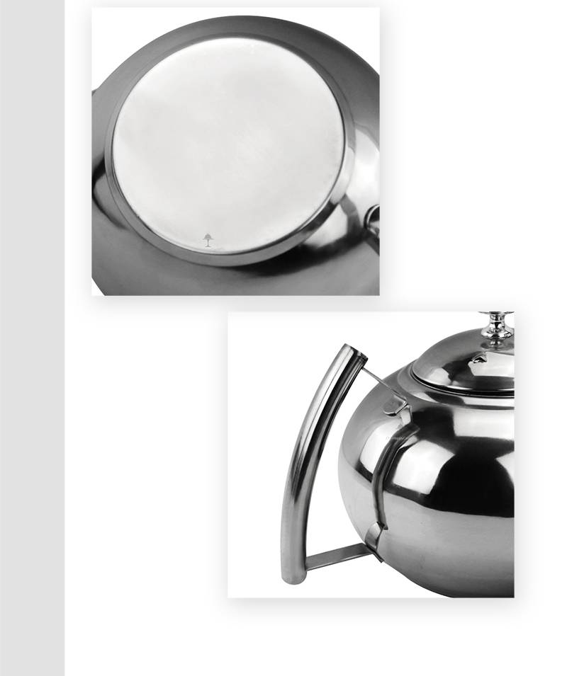 stainless steel whistling kettle manufacturer teapot kettle wholesaler