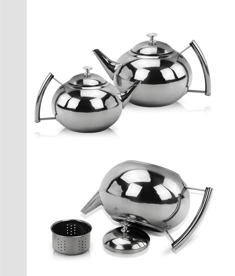 stainless steel whistling kettle export teapot kettle price