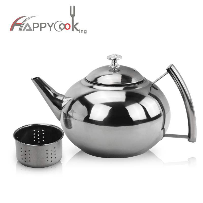 stainless steel whistling kettle factory teapot kettle manufacturer