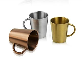 double wall cup  ODM stainless steel cup supplier
