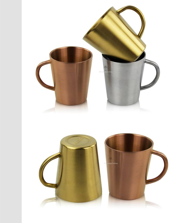 double wall cup export stainless steel cup price