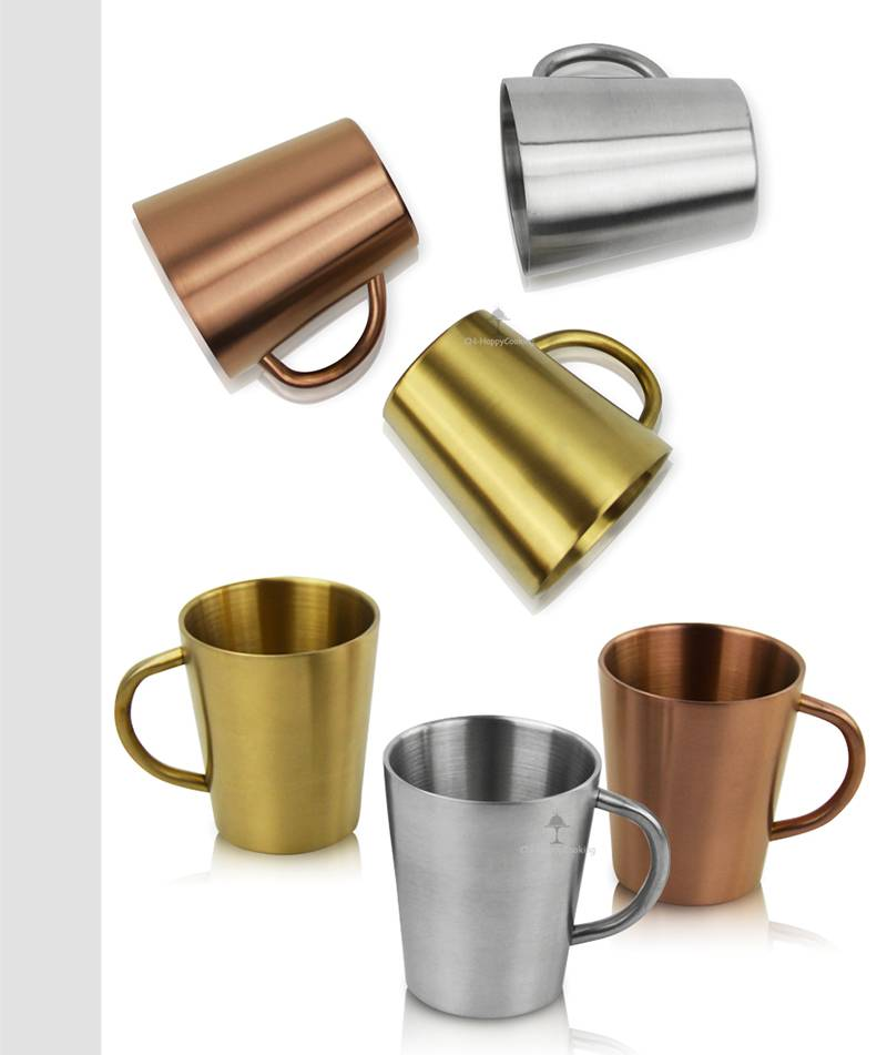 double wall cup factory stainless steel cup manufacturer