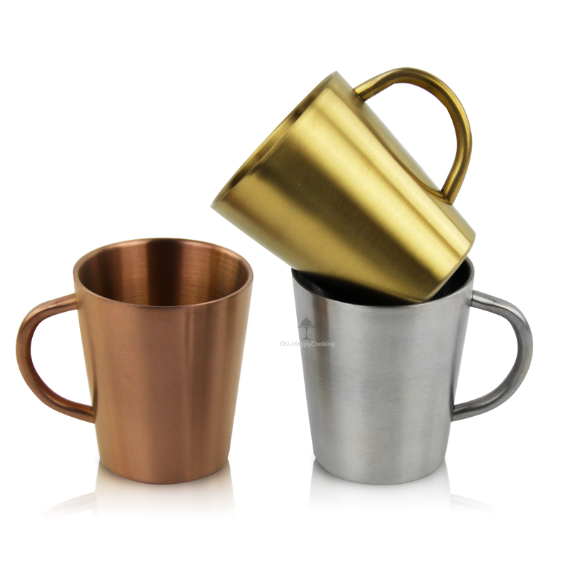 double wall cup ODM stainless steel cup