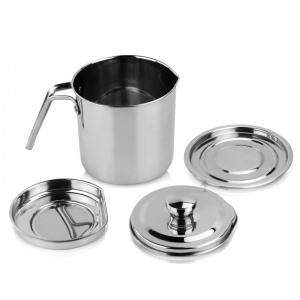 What's the use of stainless steel oil strainer?