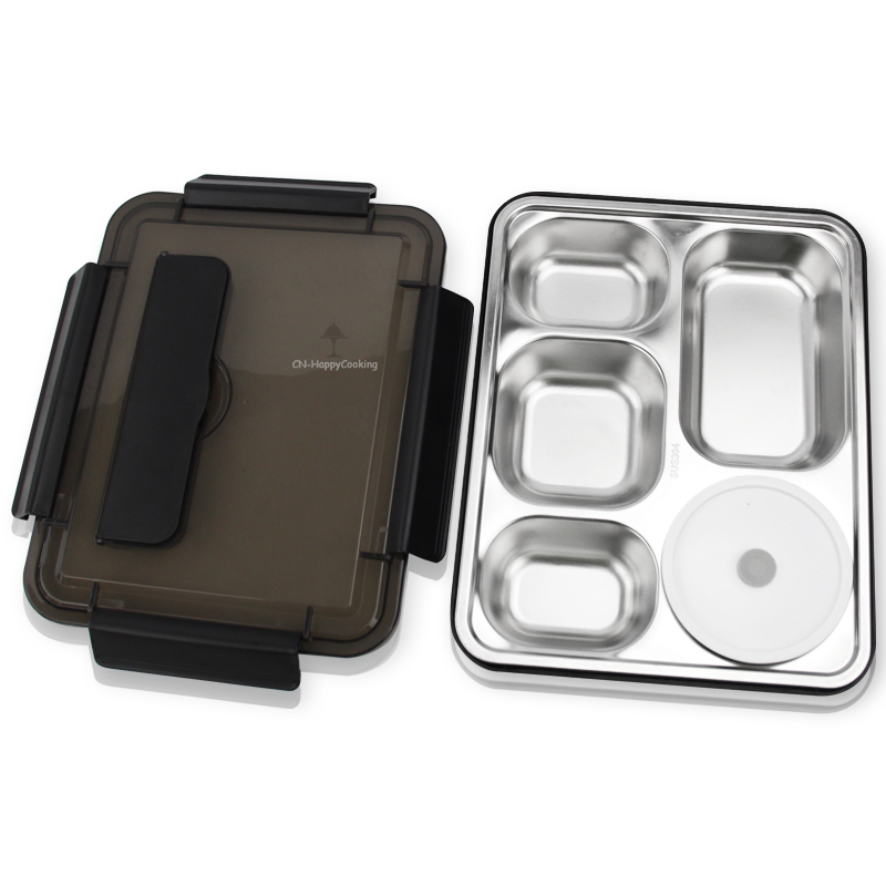 Rectangle Lunch Box manufacturer Leakproof Bento Box  wholesaler