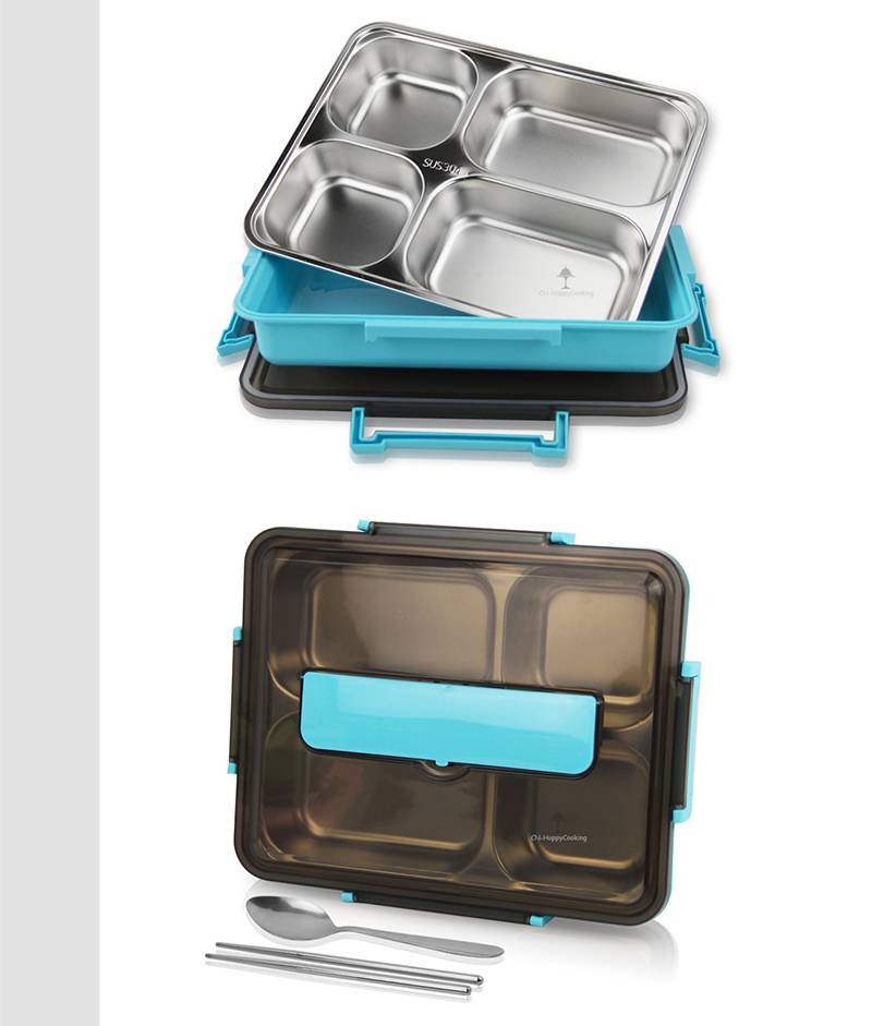 Stainless Steel Lunch Container manufacturer Food Container Box wholesaler