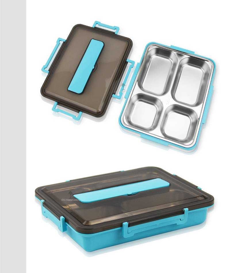 Stainless Steel Lunch Container manufacturer Food Container Box