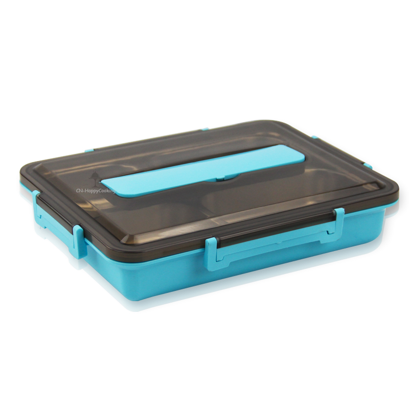 Stainless Steel Lunch Container  supplier Food Container Box