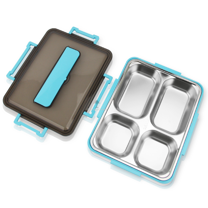 Stainless Steel Lunch Container OEM Food Container Box supplier
