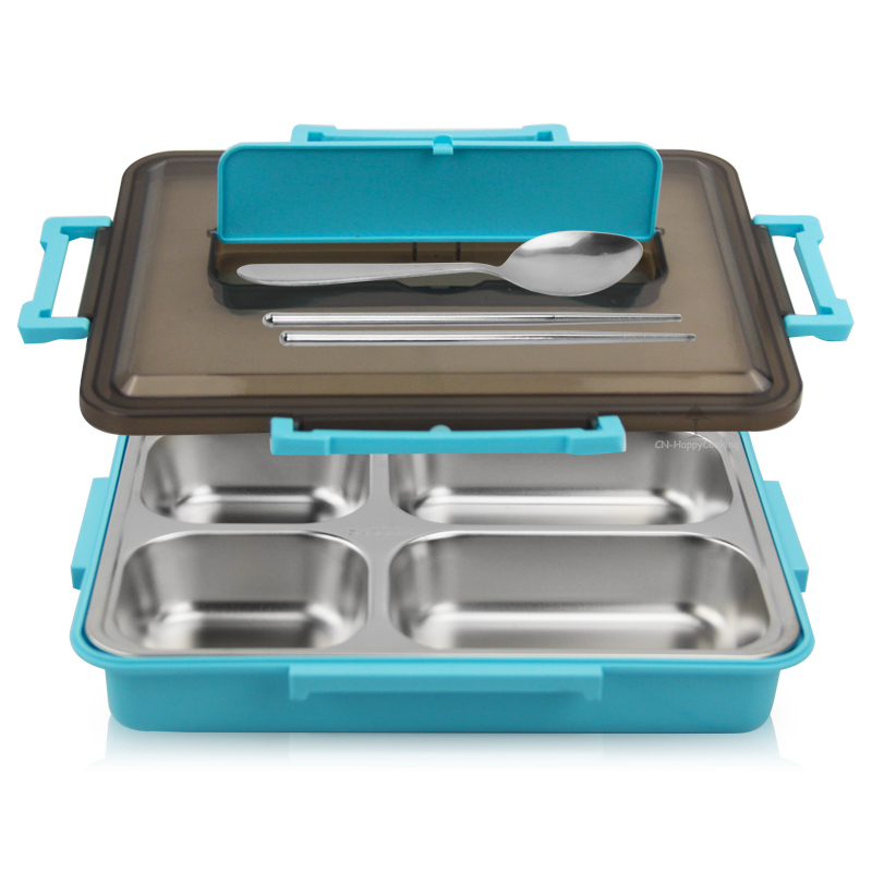 Stainless Steel Lunch Container  OEM Food Container Box