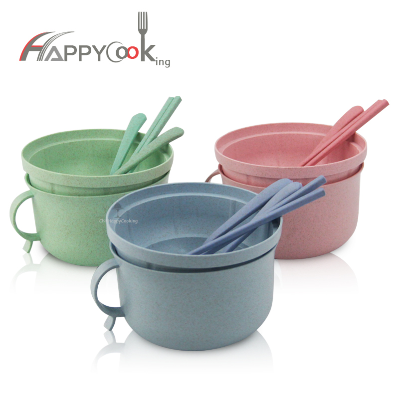 Bento Box for Kids ODM Wheat Straw cup