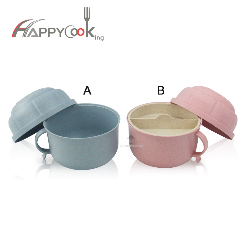 Bento Box for Kids supplier Wheat Straw cup factory