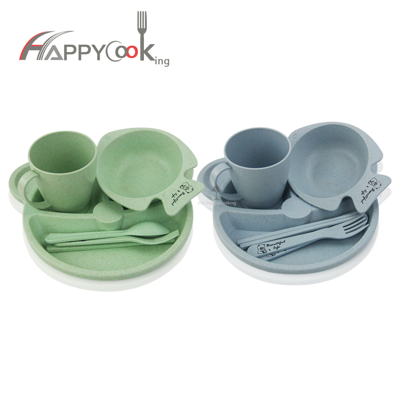 Wheat Straw cup manufacturer wheat straw plates wholesaler