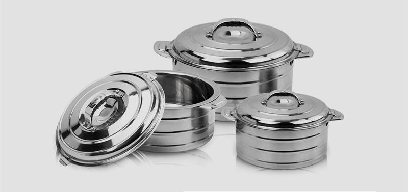 Stainless Steel Pan Induction  oem  food carrier