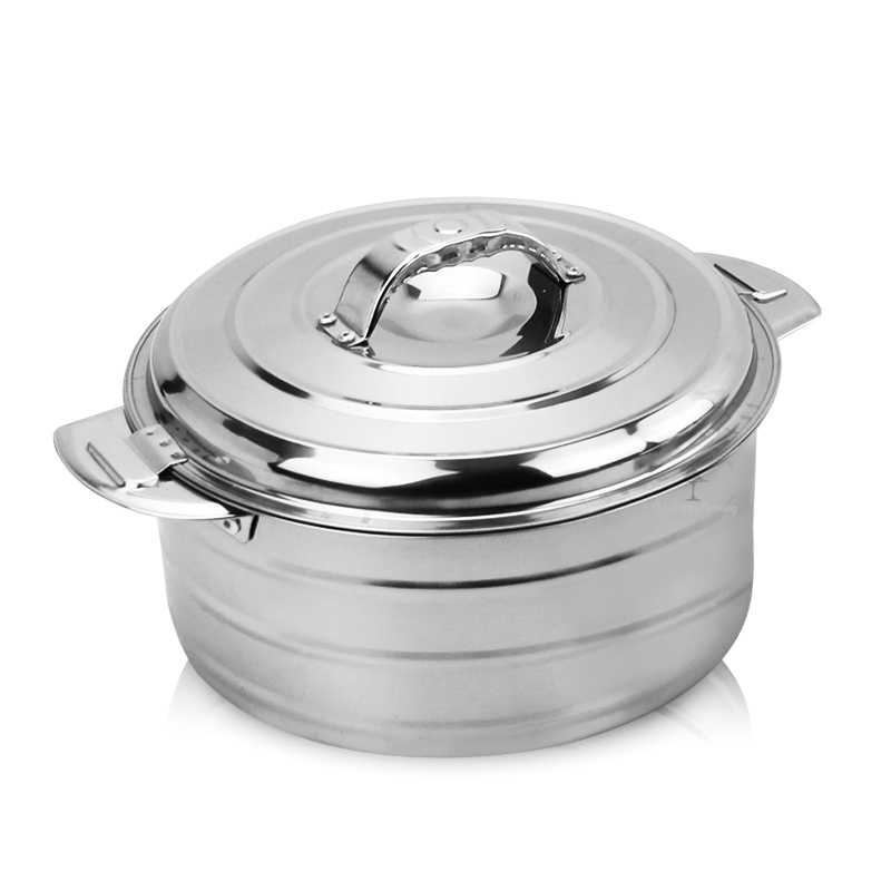 Stainless Steel Pan Induction  supplier Casserole Pot