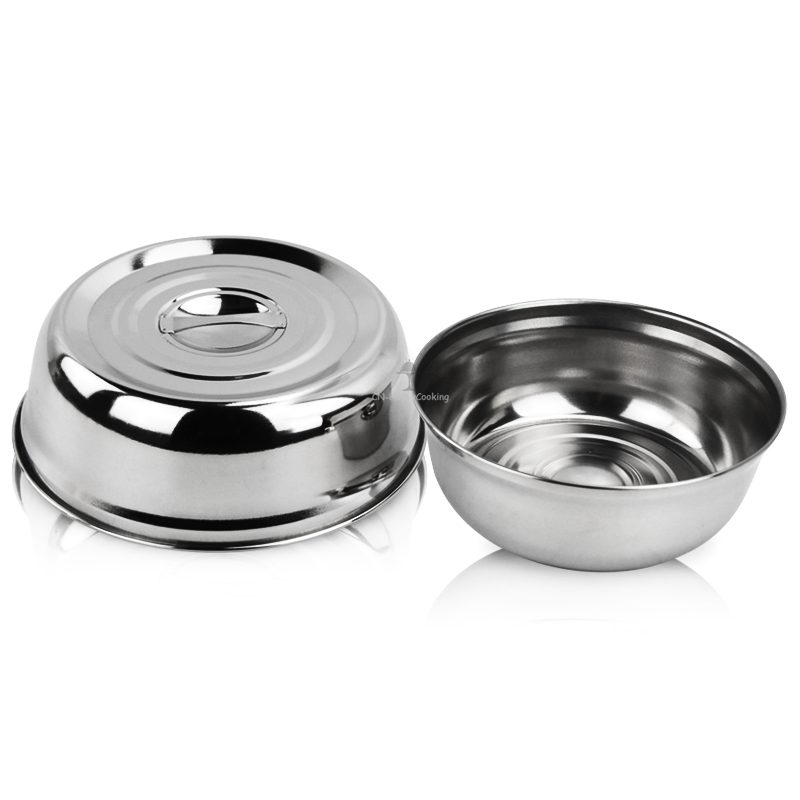 stainless steel cover manufacturer wok lid wholesaler