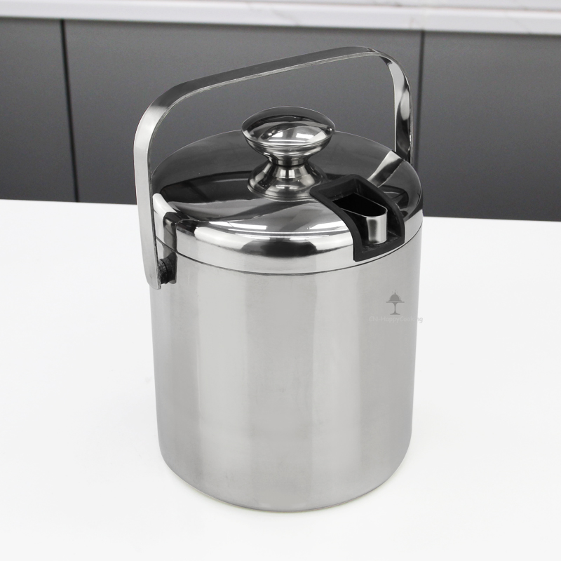 ice buckets with lid oem ice barrel