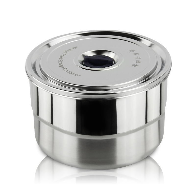 stainless steel containers wholesaler Steel Shave Bowl With Lids
