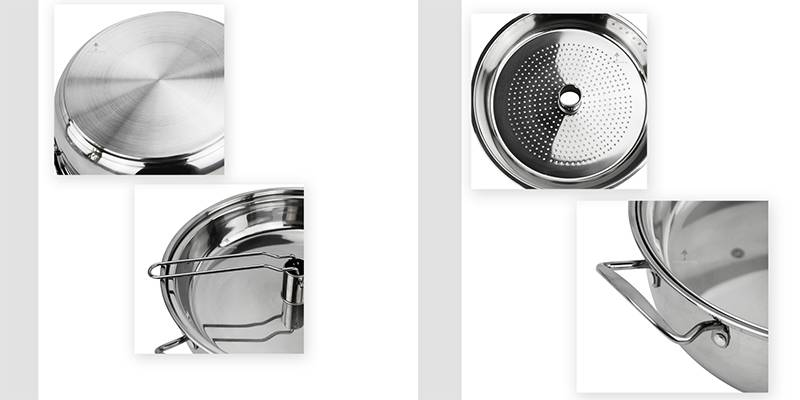 steam pot odm  stainless steel
