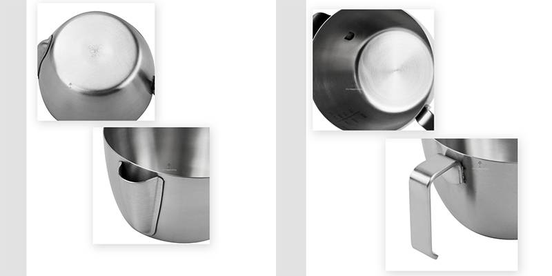 Oil filter cup ODM stainless steel