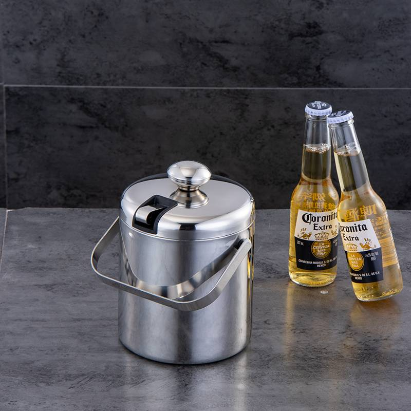 ice buckets with lid manufacturer ice barrel